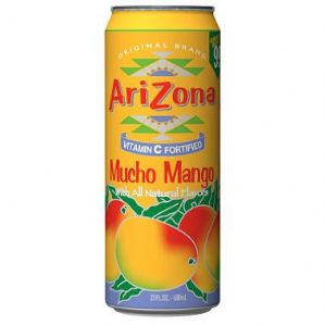 Arizona Mango Fruit Juice Cocktail